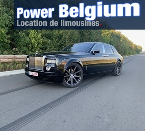 Rolls-Royce Phantom | Power Belgium