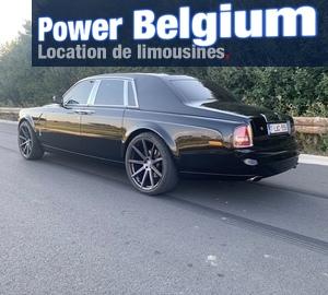 Rolls-Royce Phantom | Power Belgium