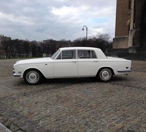 Power Belgium - Rolls-Royce Silver Shadow