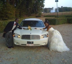 Power Belgium - Dodge Charger Mariage