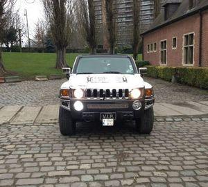 Power Belgium - Mariage avec le Hummer H3
